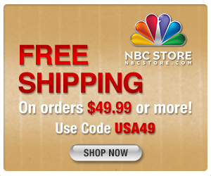 Enjoy free shipping on merchandise featuring your favorite show quotes, characters & series.