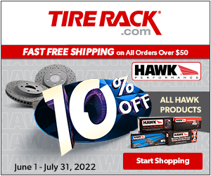 When you purchase a set of four (4) select non-winter / snow and four (4) select winter / snow Goodyear and/or Dunlop tires you may be eligible to receive up to $250 via Tire Rack Prepaid MasterCard® cards by mail-in rebate. Offer valid on tires purchased from Tire Rack's in-stock inventory between 12:00 a.m. EDT November 1, 2014 and 11:59 p.m. EST December 31, 2014. Orders for tires that are not in stock during the offer period are not eligible for this offer.