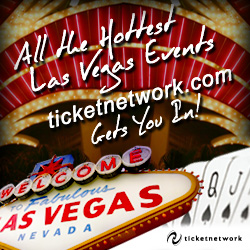 Las Vegas events at TicketNetwork.com