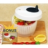 Salad Spinner/ Chopper Set @ Overstock.com
