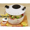 Four and a half QT Salad Spinner @ Overstock.com
