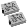 INSTEN Li-ion Battery for Canon EOS Rebel T2i0 (Pack of 2) @ Overstock.com