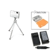 INSTEN Battery/ Charger Set/ Mini Tripod for Canon EOS 600D/ T3i/ T2i @ Overstock.com