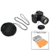 INSTEN Battery/ Lens Cap/ Cap Keeper for Canon EOS Rebel T2i/ 550D @ Overstock.com
