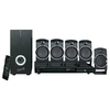 Supersonic 5.1 Channel DVD Home Theater System with USB Input & Karaoke Function @ Overstock.com