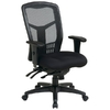 Pro-Line II ProGrid Black Breathable Fixed Back Office Chair @ Overstock.com
