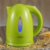 Ovente Green 1.7-liter Cord-Free Electric Kettle @ Overstock.com