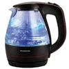 Ovente KG83B Black 1.5 Liter Glass Electric Kettle @ Overstock.com