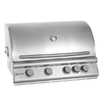 Blaze 32-inch 4-burner Built-in Natural Gas Grill with Rear Infrared Burner @ Overstock.com