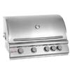 Blaze 32-inch 4-burner Built-in Natural Gas Grill with Rear Infrared Burner @ Overstock.com