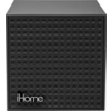 Ihome - Mini Cube Portable Bluetooth Speaker - Gray @ Best Buy
