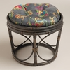 Antigua Micro Suede Papasan Stool Cushion @ Cost Plus World Market