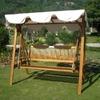 International Caravan Royal Tahiti 3-seater Outdoor Swing with Canopy @ Overstock.com