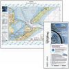 Oceangrafix #18524; Columbia River; Crims Island To Saint Helens; 1:40000 @ West Marine