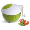 Plastic Green/ White 5-quart Salad Spinner @ Overstock.com