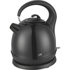Cordless 7-cup Black Stainless Steel Electric Kettle @ Overstock.com