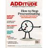 Additude Magazine @ Magazineline.com