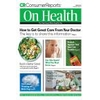 Consumer Reports On Health @ Magazineline.com