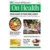 Consumer Reports On Health @ Magazineline.com