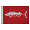 Taylor Made Wahoo Flag; 12 X 18 @ West Marine