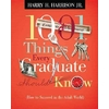 1001 Things Every Graduate Should Know: How to Succeed in the Adult World (Paperback) @ Overstock.com